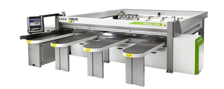 Sector Selco 450 Opdeelzaagmachine