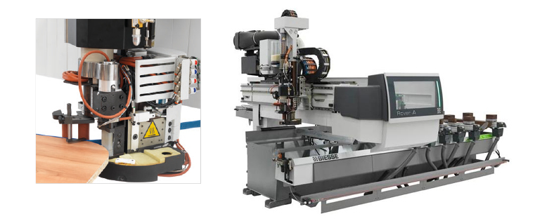 Rocer A Edge CNC machine